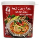 Rote Curry Paste 1kg Cock Brand