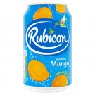 Rubicon Sparkling Mango with Real Fruit Juice