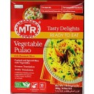 Vegetable Pulao with Basmati Rice 250 g.  MTR