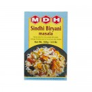 MDH Sindhi Biryani masala Sprices blend for rice cooked with meats