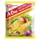 Instant Nudeln mit Huhngeschmack 85 g A-One